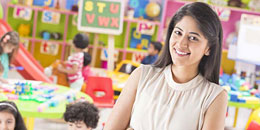 Nursery teacher training Mumbai